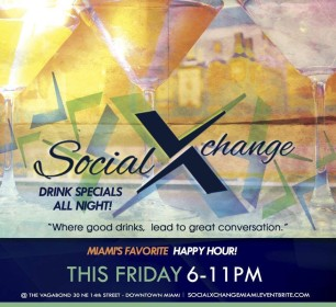 Social XChange Happy Hour